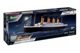 RMS Titanic Quick Click 1:600 Scale Plastic Kit