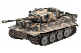 75yrs Tiger I 1:35 Scale Plastic Kit