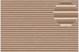 1mm width Spaced Planking Embossed Plastic Sheet