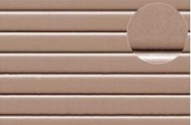 4mm width Spaced Planking Embossed Plastic Sheet
