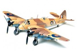 Bristol Beaufighter Mk.VI 1/48th Scale Plastic Kit