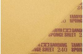 Sanding Sponge Sheet 240