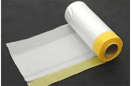 Masking Tape 10m x 550mm with Sheet