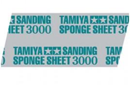 Sanding / Polishing Sponge Sheet 3000