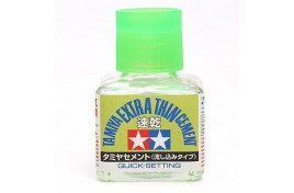 Extra Thin Quick Setting Cement 40ml