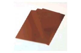 Copper Sheet 0.016'' x 4'' x 10''