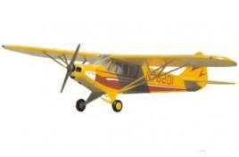 Piper Club 95 Balsa Laser Cut Kit 1/19 Scale