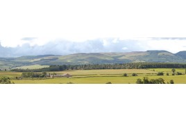 206B Hills & Dales Backscene Pack B 10 feet x 15 inches OO Scale