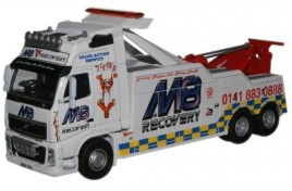 Volvo Recovery Truck - M8 Recovery OO Scale