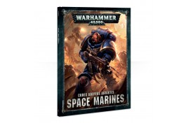 Codex: Space Marines (Hardback) - 60 03 01 01 036