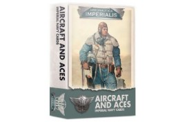 Aeronautica Imperialis Aircraft And Aces Imperial Navy Cards