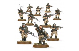Astra Militarum Cadian Infantry Squad/Shock Troops 47-17