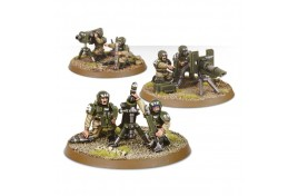 Astra Militarum Cadian Heavy Weapon Squad - 47-19