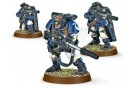 Space Marine Scouts With Sniper Rifles - 48-29