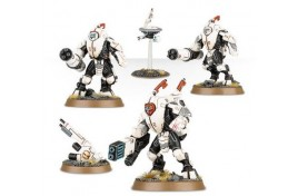 Tau Empire Xv25 Stealth Battlesuits - 56-14