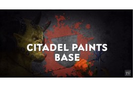 Video tutorial: Citadel Base Paints