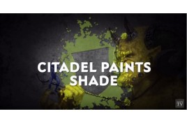 Video tutorial: Citadel Shade Paints