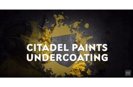 Video tutorial: Citadel Spray Paints
