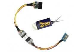 Zen Blue+ Decoder 2fn NEM651 6-Pin Direct Plug & Harness