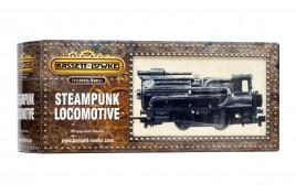 Leander - Steampunk Steam Locomotive OO Gauge