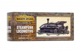 Fearless - Steampunk Steam Locomotive OO Gauge