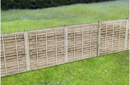 Wooden Fencing Laser Cut Kit