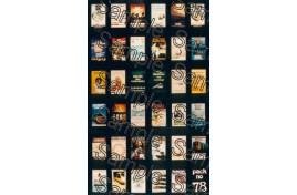 BR Modern Image Travel Posters OO Scale