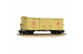 Bogie Covered Insulated Goods Wagon SR Stone OO9 Gauge