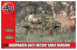 JagdPanzer 38 tonne Hetzer Early Version 1/35