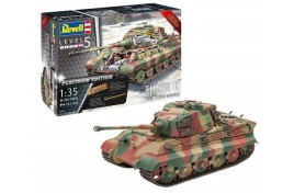 Tiger II Ausf. B Full Interior (1:35 Scale) Platinum Edition