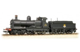 Collett 32xx Earl Class 4-4-0 BR Unlined Black Early Crest 9028