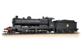 Robinson 3000 Class (ex GWR) ROD 2-8-0 BR Unlined Black Early Crest 3023