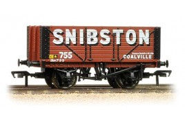 7 Plank Fixed End Wagon Snibston OO Gauge