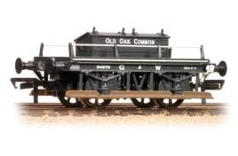Shunters Truck GWR Grey 'Old Oak Common'