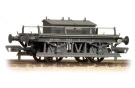 Shunters Truck (ex GWR) BR Black OO Gauge