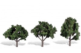 Classic Trees Cool Shade Medium (4