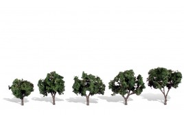 "Classic Trees Cool Shade Small/Medium (1.25"" - 2"") Trees Pack of 5"