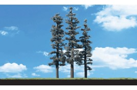 Classic Trees Standing Timber (Conifer) Medium/Large (6