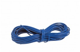 16/0.2mm Multi Core Wire Blue 10 Metres (approx)