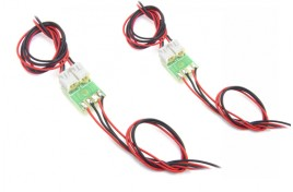 4 Way Connector Harness Pack of 2