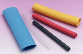 1 Metre Clear Heat Shrink Sleeving 4.8mm Diameter