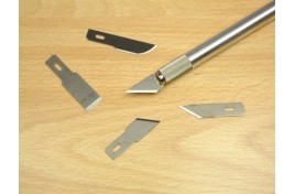 Assorted Blades for No 2 & No 5 Knife Handles x 5