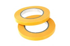Precision Masking Tape 10mm x 18 Metres Pack of 2 Rolls