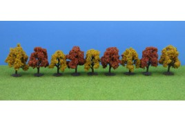 Deciduous Trees Autumn Foliage 2 2.5