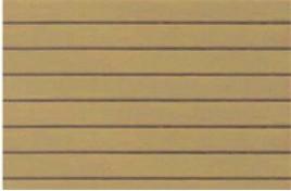 Wood Planking Plastic Sheet x 2 OO/HO Scale