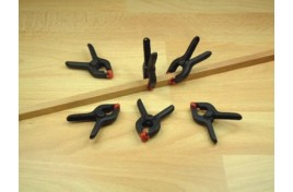 8Pc Micro Clamp Set