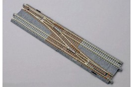 N Gauge Kato Double Track Turnout