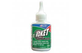 Roket Odourless Cyanoacrylate Glue 20g