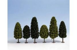Deciduous Trees Pack of 25 N, OO/HO Scales