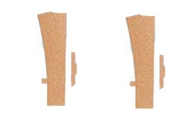 Cork underlay OO scale left hand turnout GM241